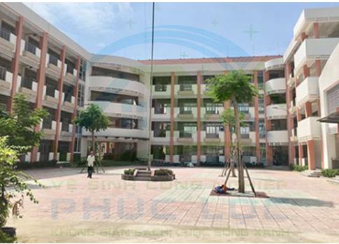 Trường tiểu học Định Phước ở Bình Dương