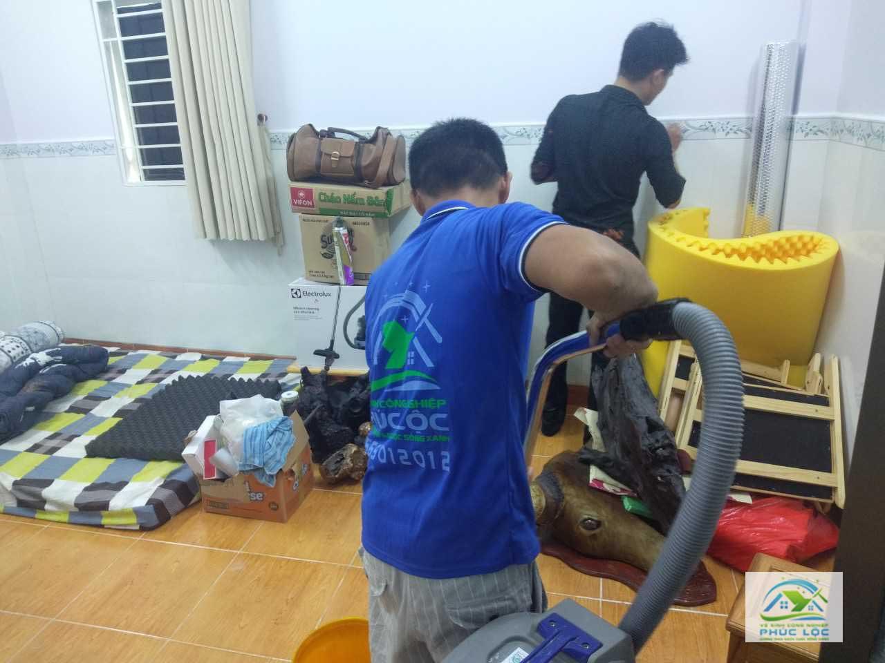 Hình Ảnh vệ sinh nhà ở của Phúc Lộc