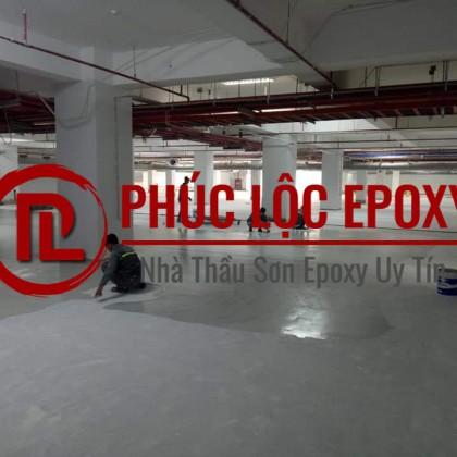 Thi công sơn epoxy tại Ninh Thuận 【8501 】